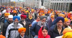 Global Sikhs raise issues about community