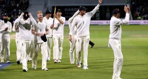 Cricket - England