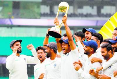 India's captain Virat Kohli --