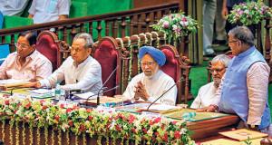 Jaipur: Former Prime Minister Manmohan Singh